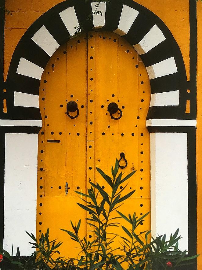 deur-Tunesie