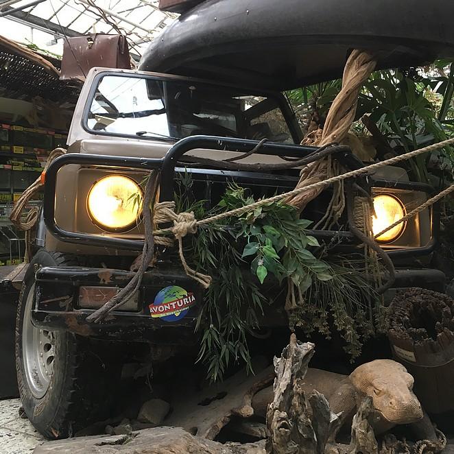 Uitje met kinderen in Den Haag: op expeditie in Avonturia