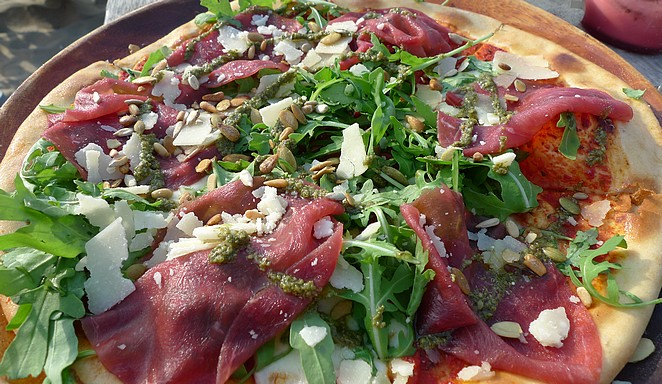 pizza-carpaccio