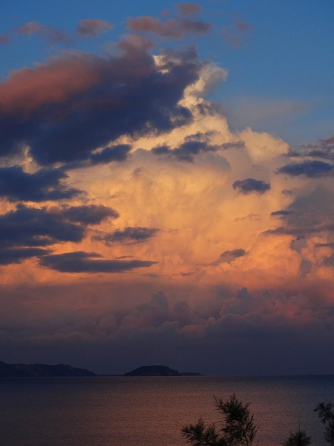 zonsondergang-Zakynthos
