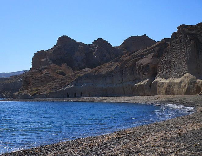 zuidkust-Santorini