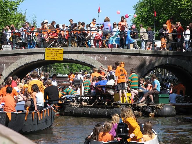 amsterdam-koningsdag