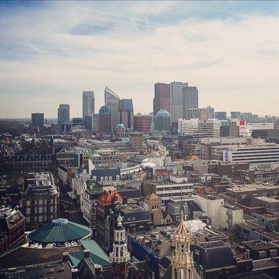 Nieuw uitzichtpunt in Den Haag: de toren van de Grote Kerk