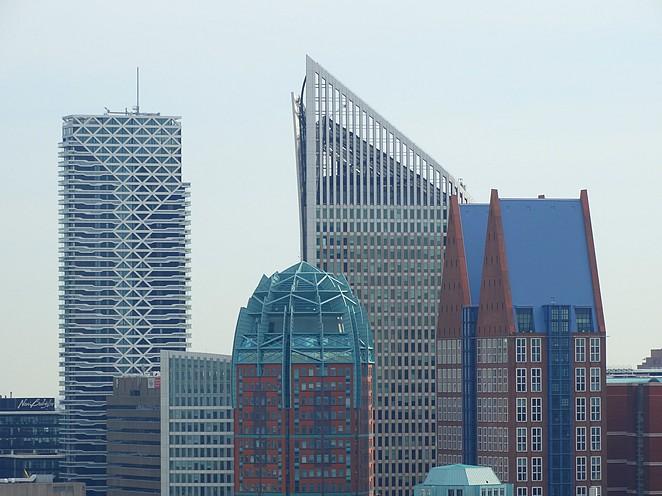 skyscrapers-denhaag
