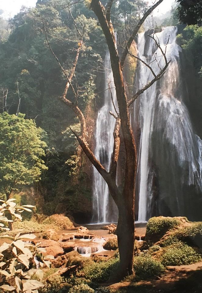Anikasan-waterval