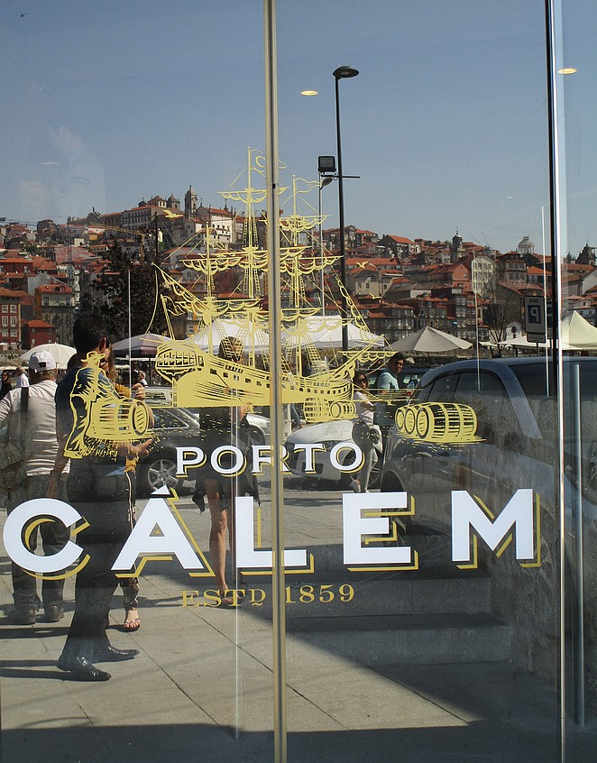 Calem-porthuis
