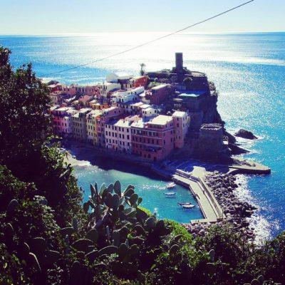 Wandelen in de Cinque Terre: van Vernazza naar Monterosso