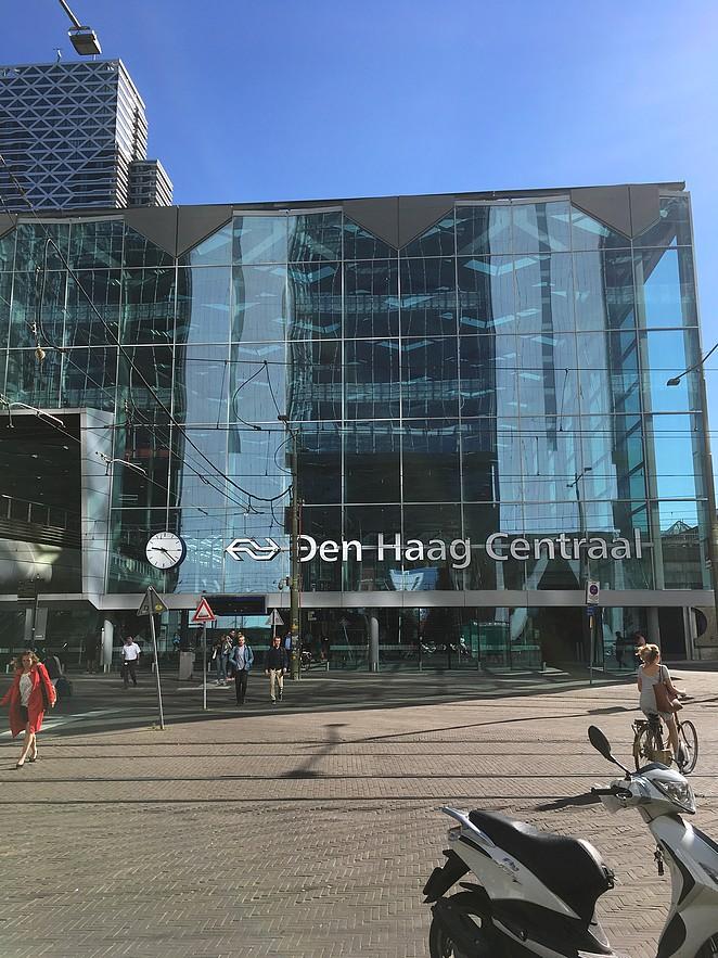 Den-haag-centraal-station