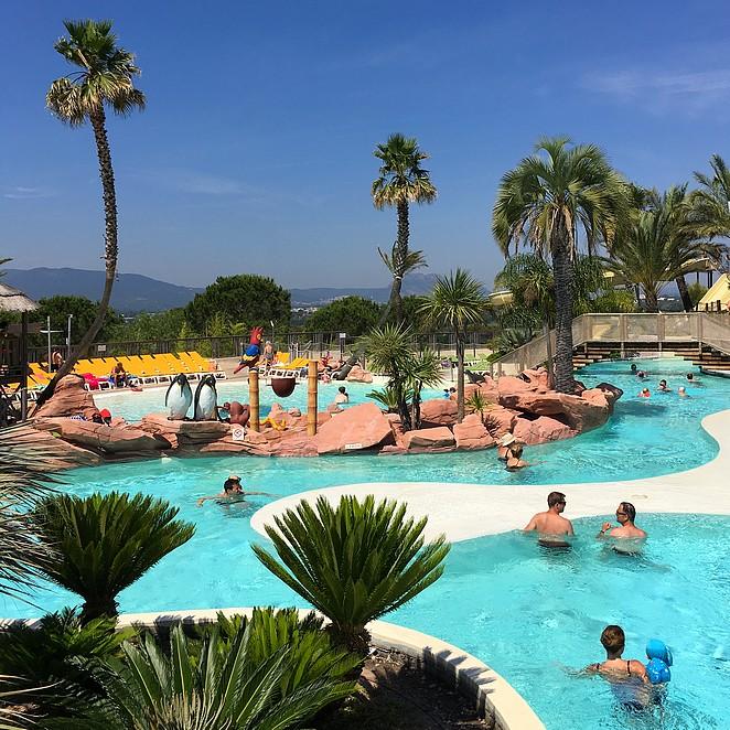 Kindvriendelijk vakantiepark in Zuid-Frankrijk