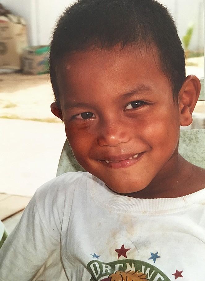 maleisisch-jongetje