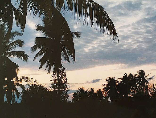 zonsondergang-maleisie