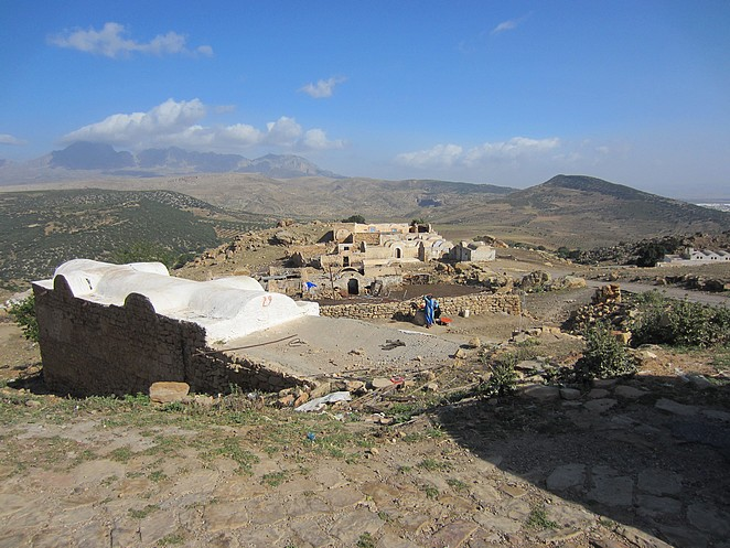 binnenland-tunesie