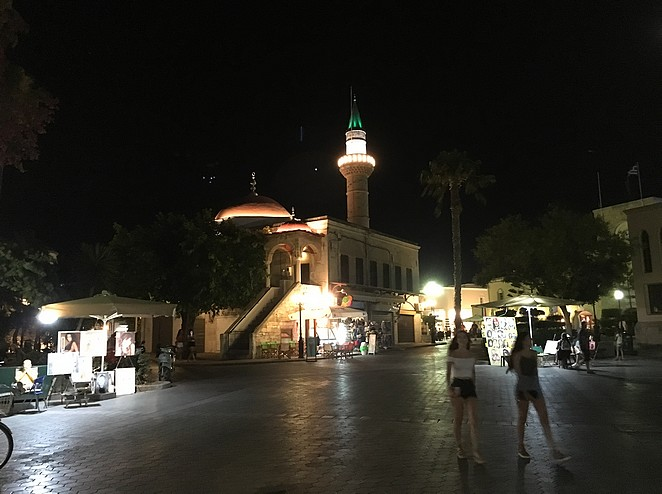moskee-Kos-stad