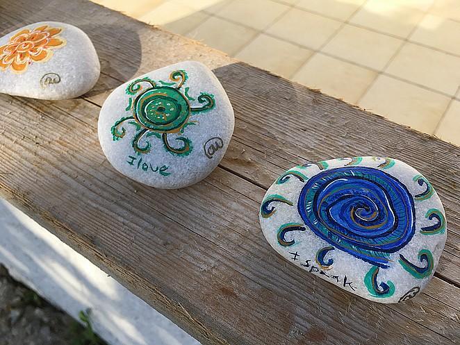 stenen-beschilderen