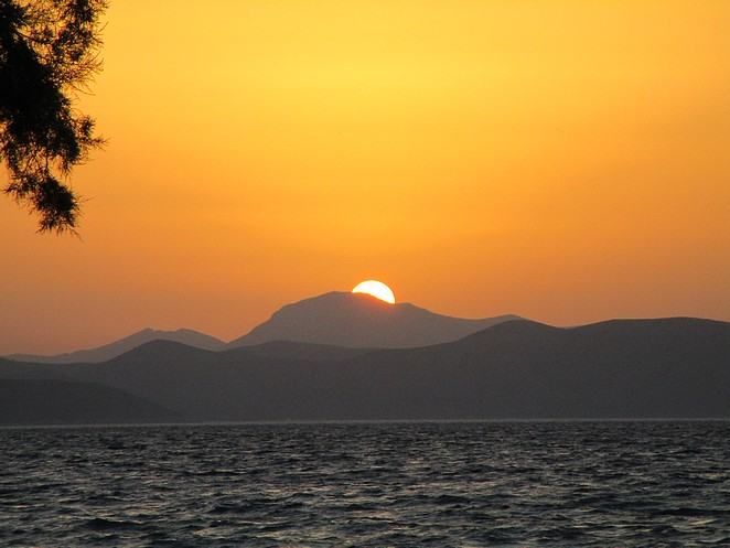 yoga-bij-zonsondergang