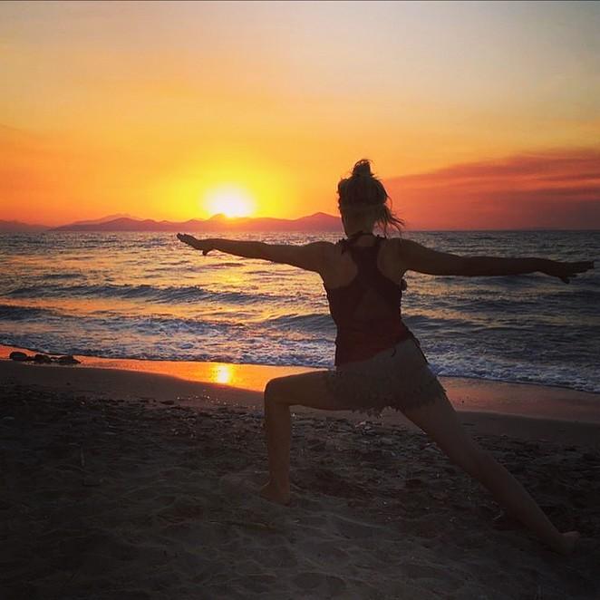 Heerlijke yoga vakantie in Griekenland