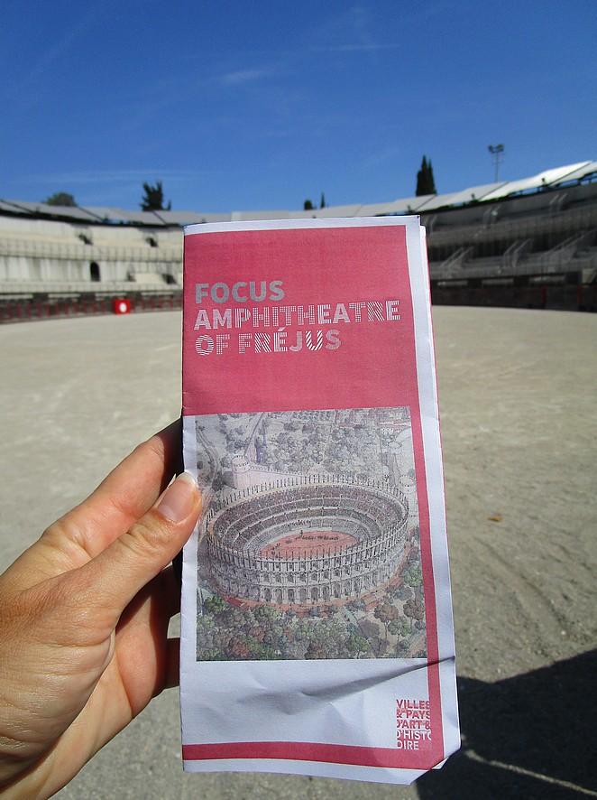 amfitheater-frejus-vroeger