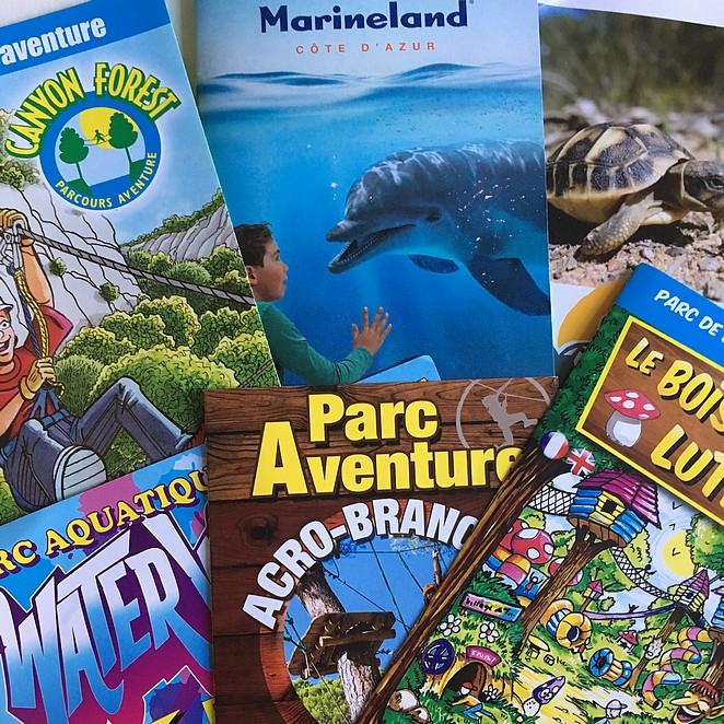 Cote d'Azur met kinderen: waterparken, pretparken en meer