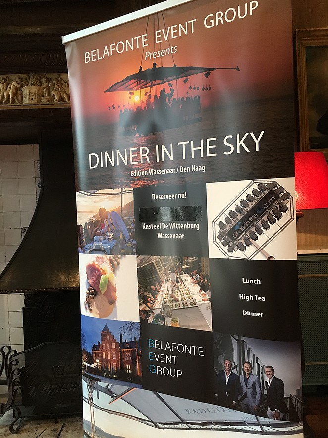 dinner-in-the-sky-belafonte-den-haag