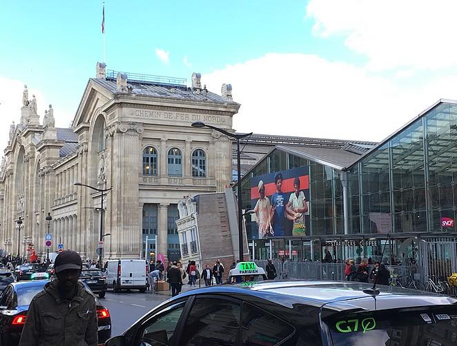 Gare-du-Nord-Parijs
