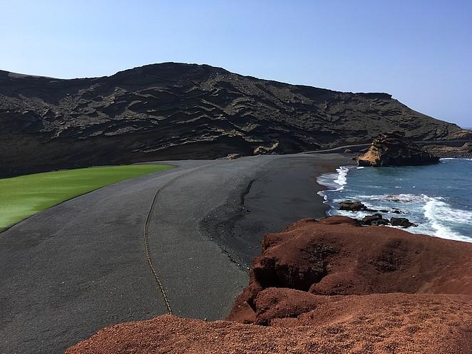 Tour-zuiden-Lanzarote-groen-meer