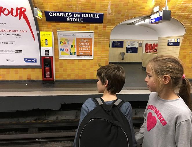 parijs-metro