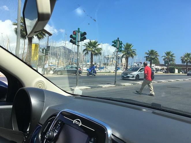 rijden-in-Palermo
