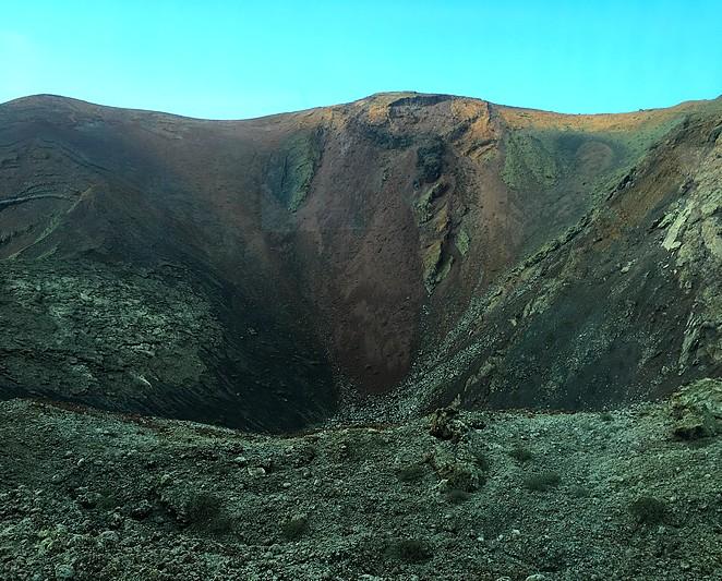 vulkaan-lanzarote