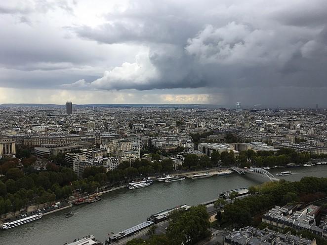 regen-parijs