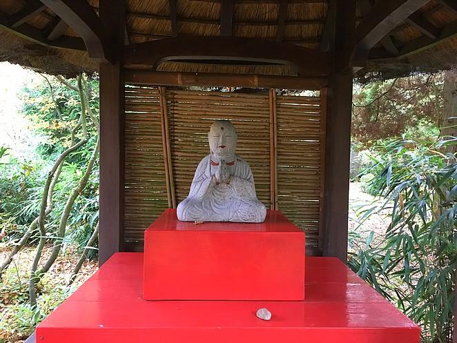 boeddha-in-japanse-tuin
