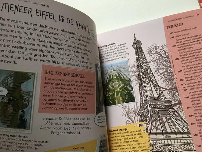 boek-eiffeltoren