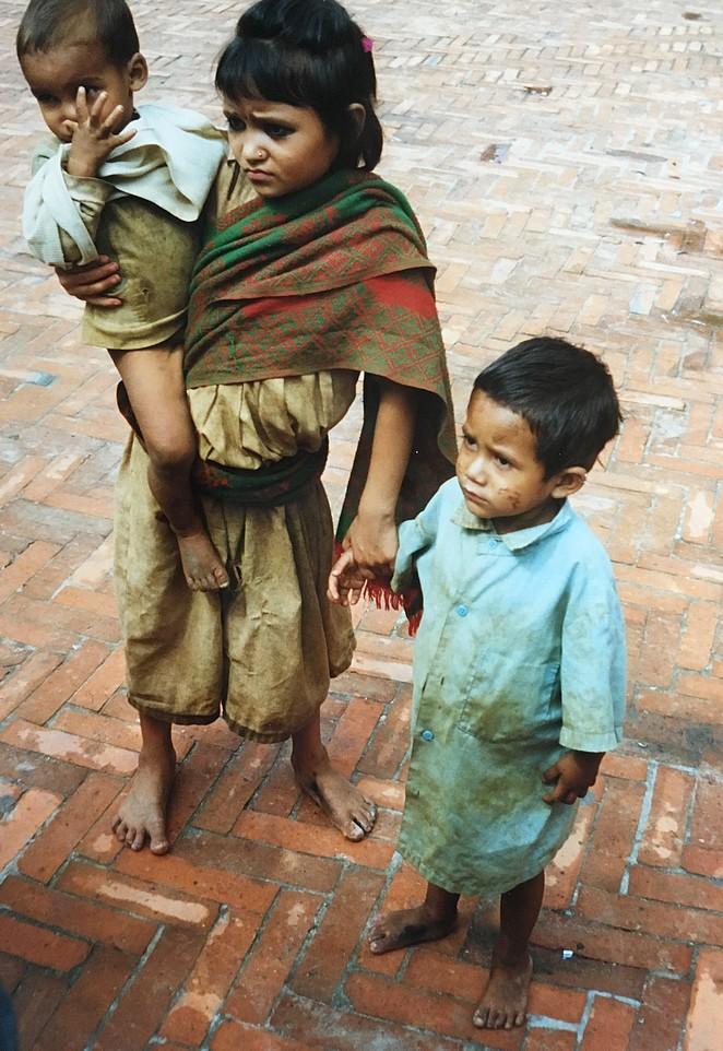 kinderen-nepal