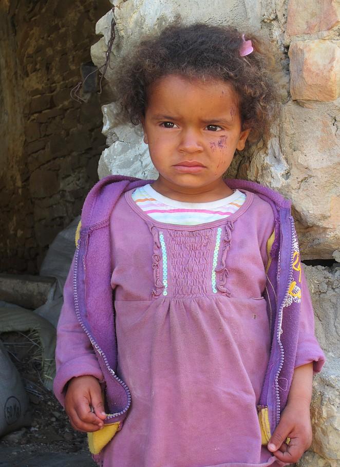 meisje-Tunesie