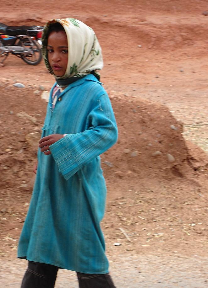 meisje-marokko