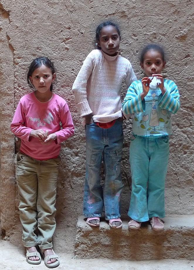 marokkaanse-meisjes