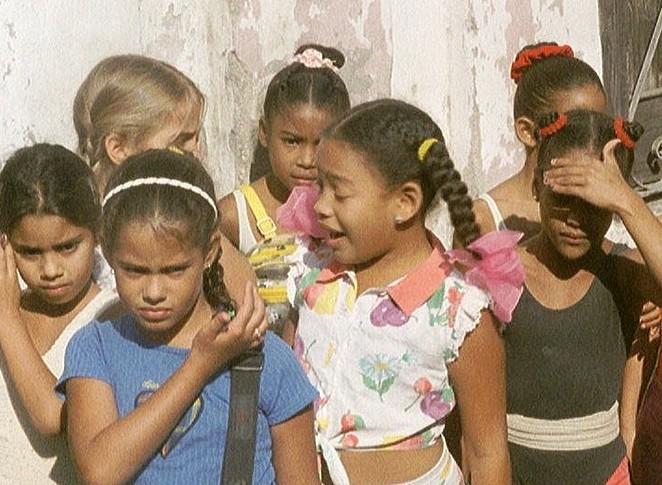 Cubaanse-meisjes