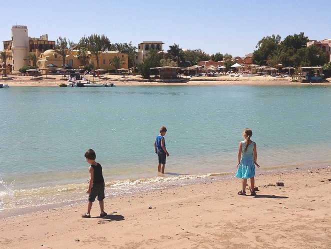 strandje-kinderen-el-gouna