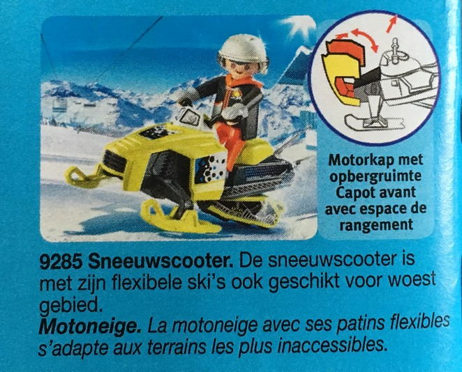9285-sneeuwscooter