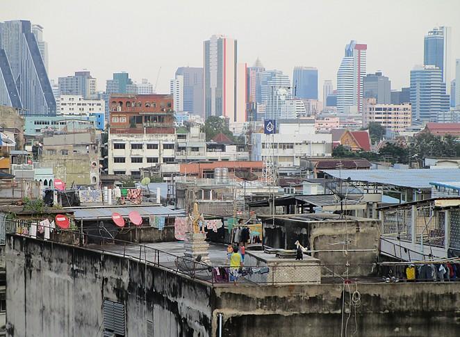 Bangkok-reisblog