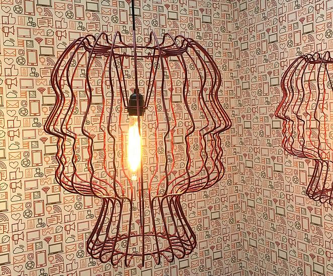 Comm-lampen
