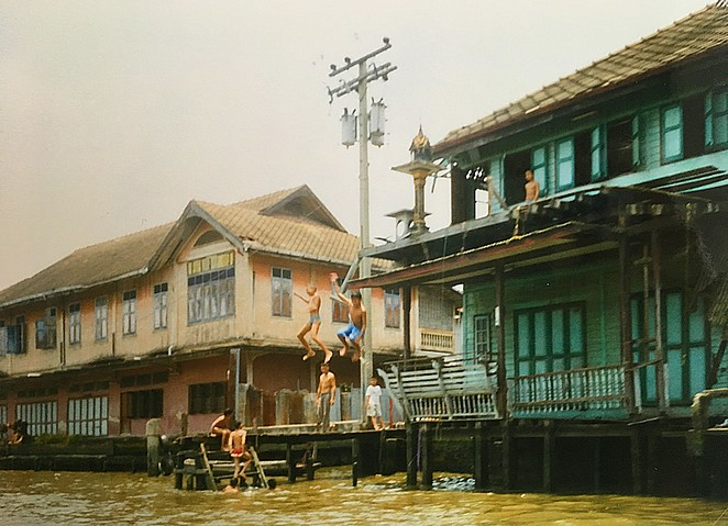 Khlongs-bangkok