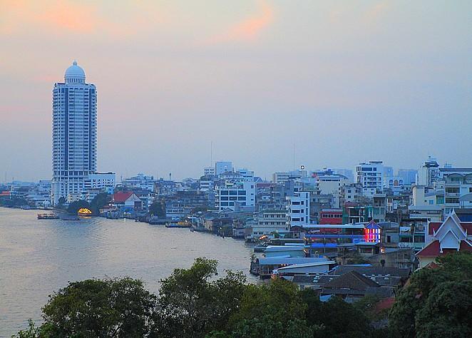 bangkok-avond