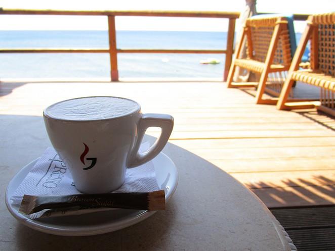 koffie-santorini
