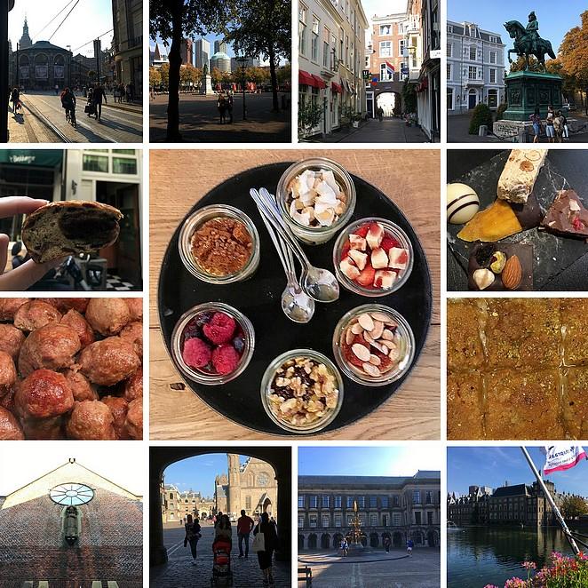 Food tour in Den Haag: Bites & Stories