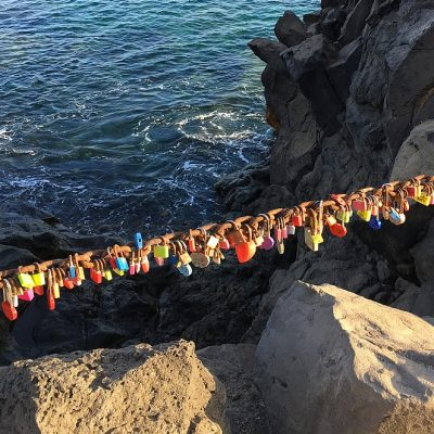 Liefdesslotjes: slotjesbruggen in Europa