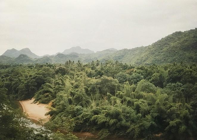 natuur-Thailand