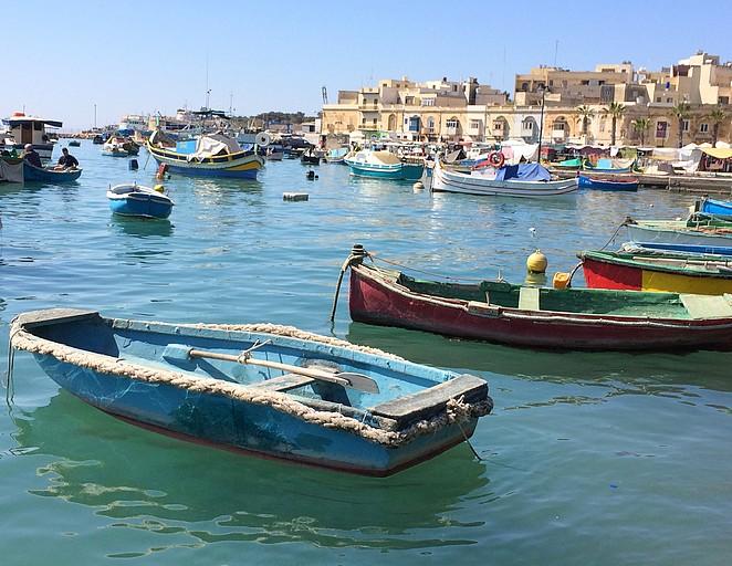 vissersdorp-malta