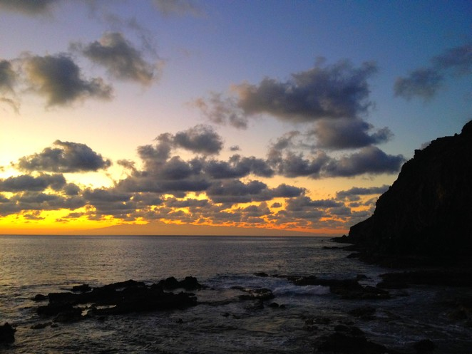 zonsondergang-gran-canaria