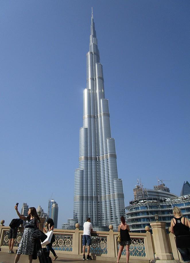 selfie-burj-khalifa