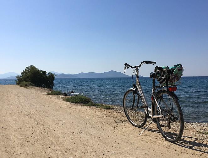 kos-fietsen
